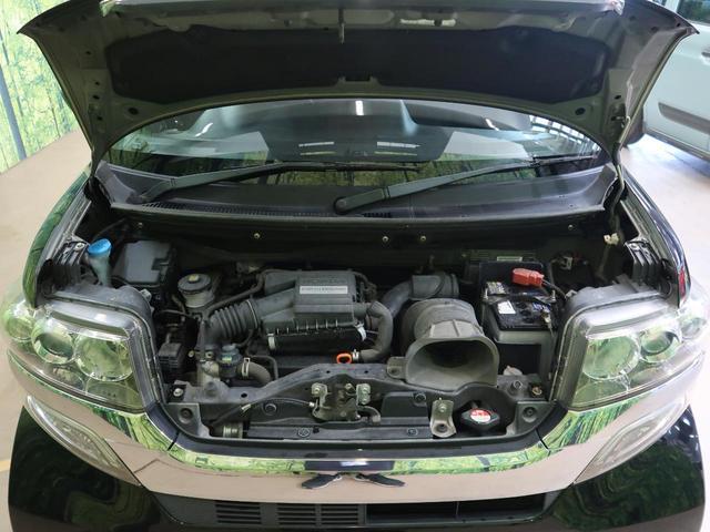 G・ターボパッケージ 両側パワスラ 禁煙車 クルーズコントロール 純正14インチアルミ HIDヘッド スマートキー オートライト SDナビ ETC バックモニター フォグライト プライバシーガラス(60枚目)