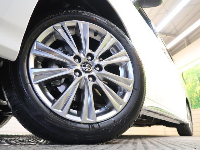 2.5S タイプゴールド 登録済未使用車 三眼LED シーケンシャルターンランプ パワーバックドア アクセサリーコンセント バックカメラ レーダークルーズ スマートキー&プッシュスタート 専用18インチアルミ(29枚目)