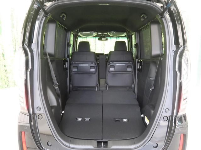 L 届出済未使用車 電動スライドドア 前席シートヒーター クリアランスソナー 車線逸脱警報 LEDヘッドライト・フォグ スマートキー オートライト オートエアコン 純正14インチアルミ(35枚目)