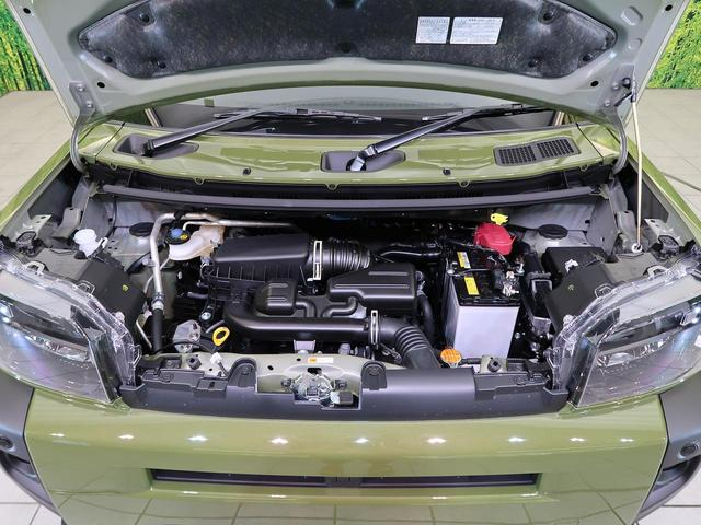 X 届出済未使用車 LEDライト オートエアコン スマートキー&プッシュスタート コーナーセンサー オートハイビーム スマートアシスト 電子パーキング(19枚目)