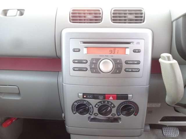 ダイハツ ムーヴコンテ L キーレスエントリー CD ベンチシート ABS