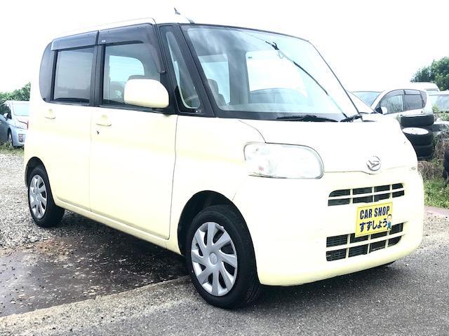 「ダイハツ」「タント」「コンパクトカー」「三重県」の中古車4