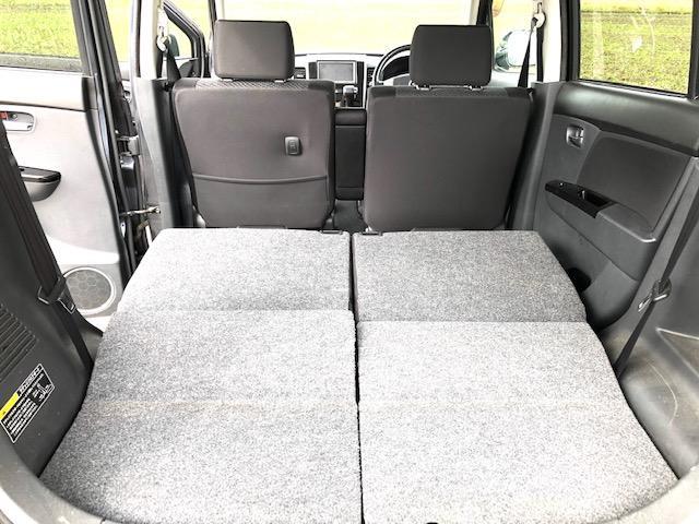 X・オートエアコン・4WD・HDDナビ・ワンセグ・1年保証付(18枚目)