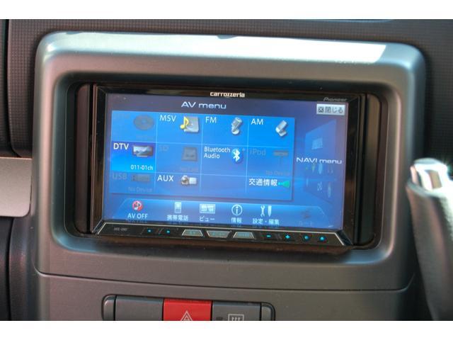 AVIC-ZH07 HDDナビ フルセグTV DVD再生可能 Bluetoothオーディオ