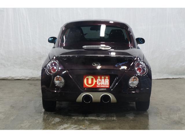 「ダイハツ」「コペン」「オープンカー」「愛知県」の中古車23