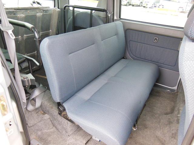 ダイハツ アトレーワゴン CXスローパー 福祉車両リアヒーター電動巻上 電動固定装置付