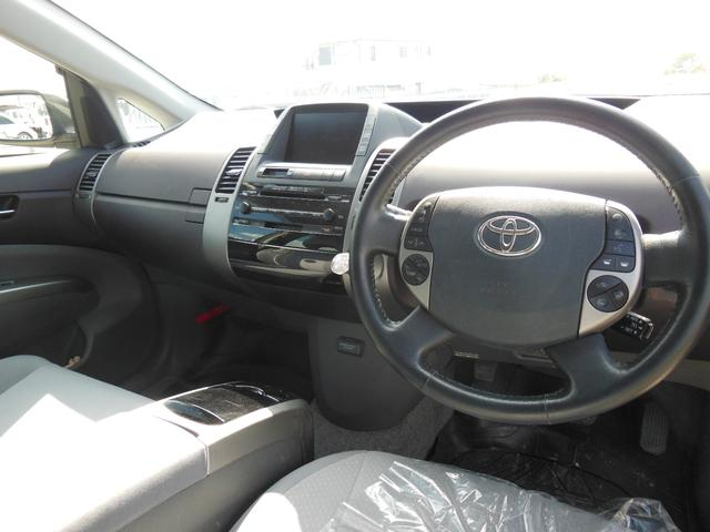 トヨタ プリウス 1.5Gウェルキャブ助手席回転シート 福祉