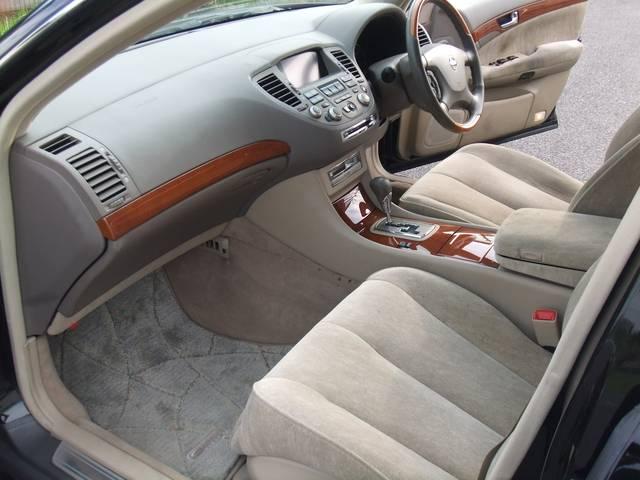 日産 シーマ 300G ゴールドエンブレム ETC V6エンジン