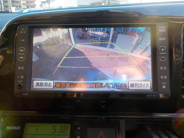 X エアロスポーツパッケージ純正HDDナビTV バックカメラ(4枚目)