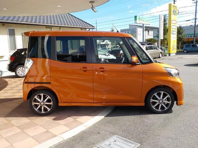 ハイウェイスター Gターボ 純正ナビTV ワンオーナー買取車(13枚目)