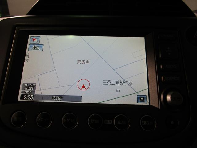 L 純正HDDナビワンセグTV CD DVD MSV バックカメラ HID キーレ 社外14インチアルミ ワンオーナー車 自社買取車(2枚目)