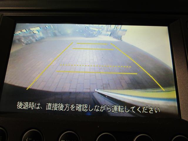 L 純正HDDナビワンセグTV CD DVD MSV バックカメラ HID キーレ 社外14インチアルミ ワンオーナー車 自社買取車(3枚目)