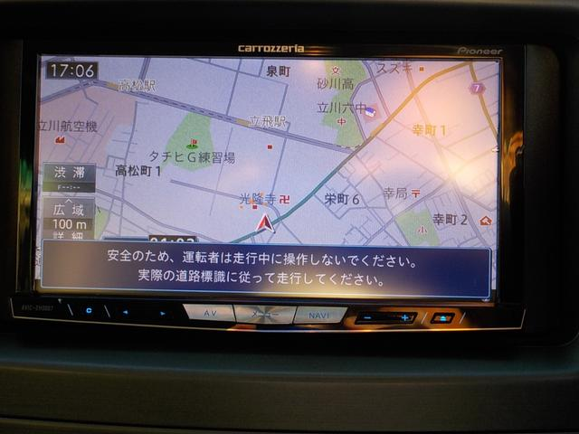 カスタム G 社外HDDナビフルセグTV CD DVD MSV ETC スマートキー HID 純正14インチアルミ タイミングチェーン車(2枚目)