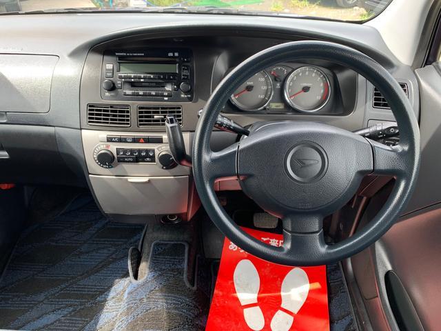 カスタム X キーレス 衝突安全ボディ ABS ベンチシート フルフラット 電格ミラー CD アルミホイール(18枚目)