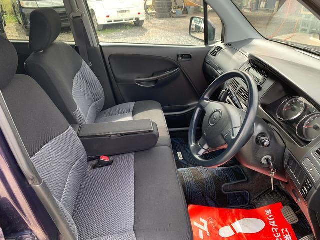 カスタム X キーレス 衝突安全ボディ ABS ベンチシート フルフラット 電格ミラー CD アルミホイール(25枚目)