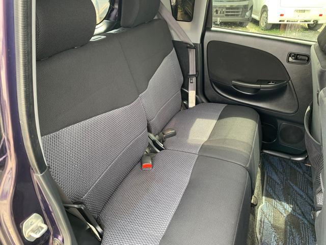 カスタム X キーレス 衝突安全ボディ ABS ベンチシート フルフラット 電格ミラー CD アルミホイール(41枚目)