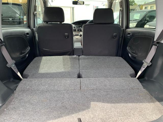 カスタム X キーレス 衝突安全ボディ ABS ベンチシート フルフラット 電格ミラー CD アルミホイール(45枚目)