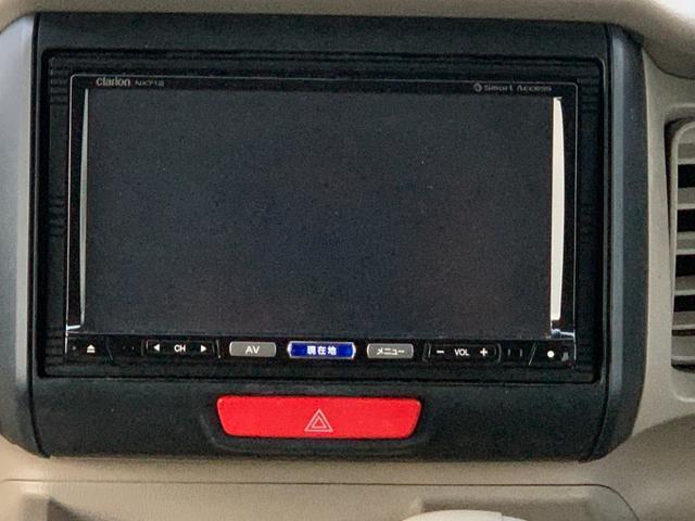 G スマートキー アイドリングストップ ABS ESC エアバック パワステ PW 電格ミラー 衝突安全ボディ 盗難防止 ナビ ワンセグ CD ベンチシート 両側スライドドア(24枚目)