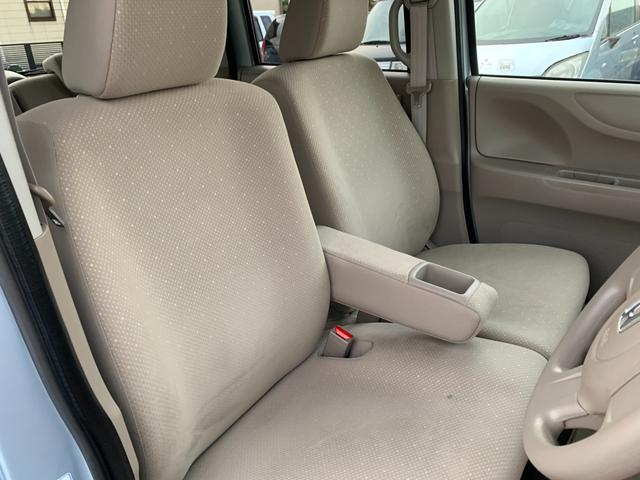G スマートキー アイドリングストップ ABS ESC エアバック パワステ PW 電格ミラー 衝突安全ボディ 盗難防止 ナビ ワンセグ CD ベンチシート 両側スライドドア(28枚目)