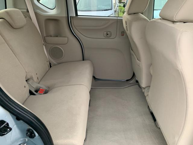 G スマートキー アイドリングストップ ABS ESC エアバック パワステ PW 電格ミラー 衝突安全ボディ 盗難防止 ナビ ワンセグ CD ベンチシート 両側スライドドア(39枚目)