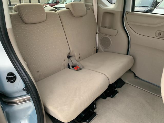 G スマートキー アイドリングストップ ABS ESC エアバック パワステ PW 電格ミラー 衝突安全ボディ 盗難防止 ナビ ワンセグ CD ベンチシート 両側スライドドア(40枚目)