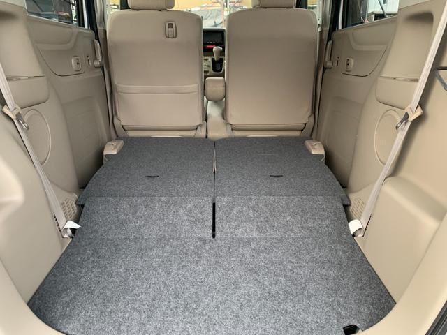 G スマートキー アイドリングストップ ABS ESC エアバック パワステ PW 電格ミラー 衝突安全ボディ 盗難防止 ナビ ワンセグ CD ベンチシート 両側スライドドア(42枚目)