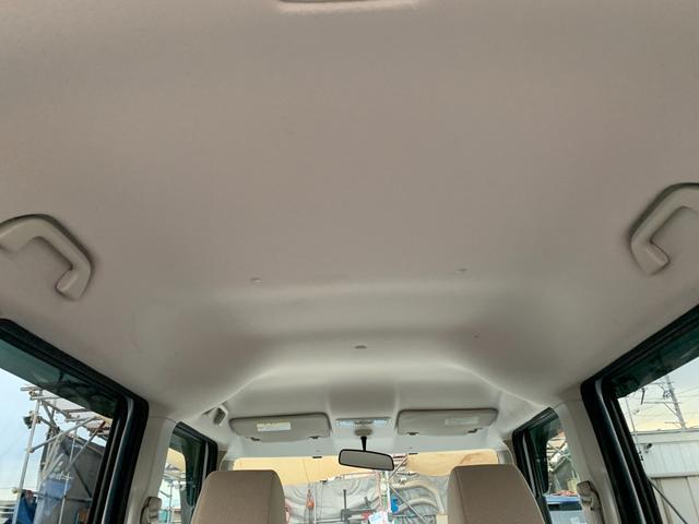 G スマートキー アイドリングストップ ABS ESC エアバック パワステ PW 電格ミラー 衝突安全ボディ 盗難防止 ナビ ワンセグ CD ベンチシート 両側スライドドア(43枚目)