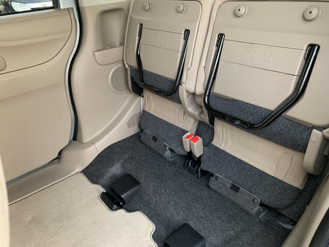 G スマートキー アイドリングストップ ABS ESC エアバック パワステ PW 電格ミラー 衝突安全ボディ 盗難防止 ナビ ワンセグ CD ベンチシート 両側スライドドア(45枚目)