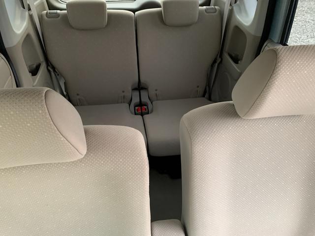 G スマートキー アイドリングストップ ABS ESC エアバック パワステ PW 電格ミラー 衝突安全ボディ 盗難防止 ナビ ワンセグ CD ベンチシート 両側スライドドア(52枚目)