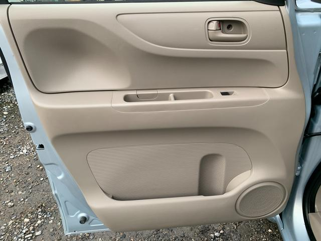 G スマートキー アイドリングストップ ABS ESC エアバック パワステ PW 電格ミラー 衝突安全ボディ 盗難防止 ナビ ワンセグ CD ベンチシート 両側スライドドア(53枚目)