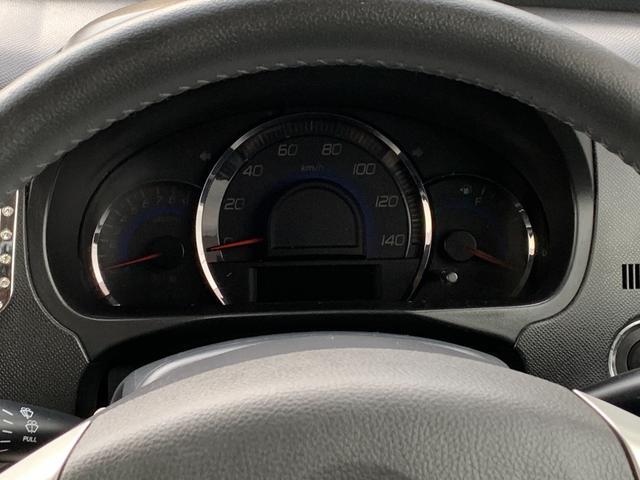 X スマートキー プッシュスタート Tチェーン 衝突安全ボディ 盗難防止 ABS パワステ PW エアコン エアB 電格ミラー HID フォグランプ CD ETC ベンチシート フルフラット 社外アルミ(22枚目)