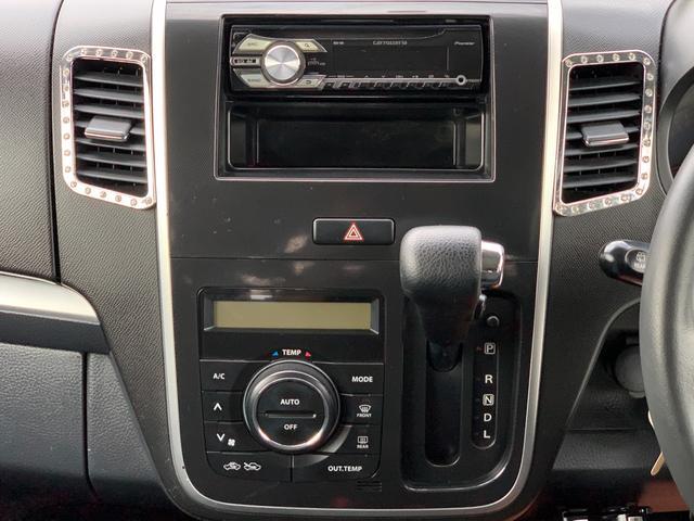 X スマートキー プッシュスタート Tチェーン 衝突安全ボディ 盗難防止 ABS パワステ PW エアコン エアB 電格ミラー HID フォグランプ CD ETC ベンチシート フルフラット 社外アルミ(23枚目)