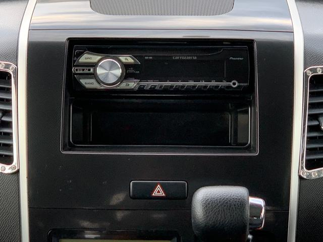 X スマートキー プッシュスタート Tチェーン 衝突安全ボディ 盗難防止 ABS パワステ PW エアコン エアB 電格ミラー HID フォグランプ CD ETC ベンチシート フルフラット 社外アルミ(24枚目)