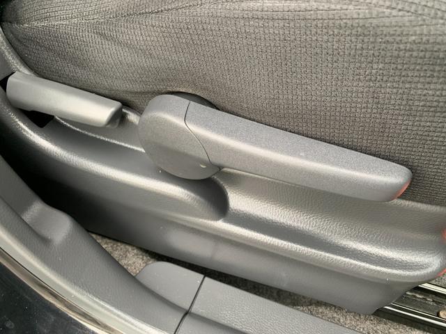 X スマートキー プッシュスタート Tチェーン 衝突安全ボディ 盗難防止 ABS パワステ PW エアコン エアB 電格ミラー HID フォグランプ CD ETC ベンチシート フルフラット 社外アルミ(30枚目)