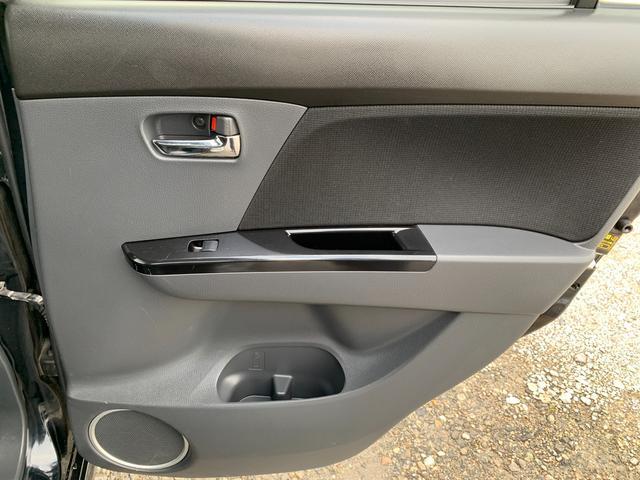 X スマートキー プッシュスタート Tチェーン 衝突安全ボディ 盗難防止 ABS パワステ PW エアコン エアB 電格ミラー HID フォグランプ CD ETC ベンチシート フルフラット 社外アルミ(41枚目)