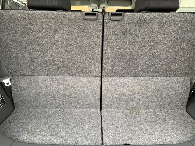 X スマートキー プッシュスタート Tチェーン 衝突安全ボディ 盗難防止 ABS パワステ PW エアコン エアB 電格ミラー HID フォグランプ CD ETC ベンチシート フルフラット 社外アルミ(43枚目)