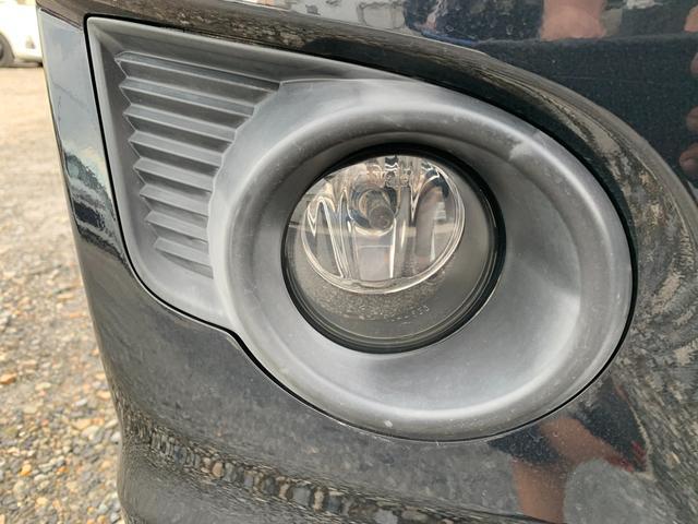 X スマートキー プッシュスタート Tチェーン 衝突安全ボディ 盗難防止 ABS パワステ PW エアコン エアB 電格ミラー HID フォグランプ CD ETC ベンチシート フルフラット 社外アルミ(60枚目)
