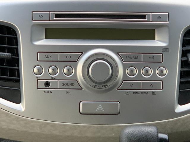 FX キーレス Tチェーン アイドリングストップ CVT ABS パワステ エアバック エアコン PW 電格ミラー 盗難防止 衝突安全ボディ CD ベンチシート フルフラット(24枚目)