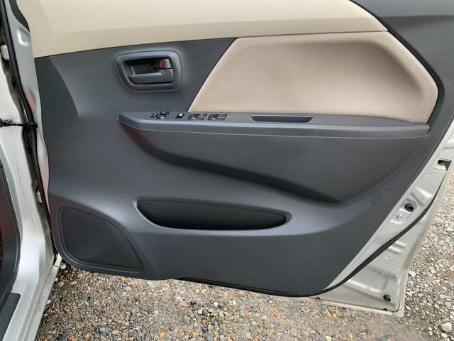 FX キーレス Tチェーン アイドリングストップ CVT ABS パワステ エアバック エアコン PW 電格ミラー 盗難防止 衝突安全ボディ CD ベンチシート フルフラット(35枚目)
