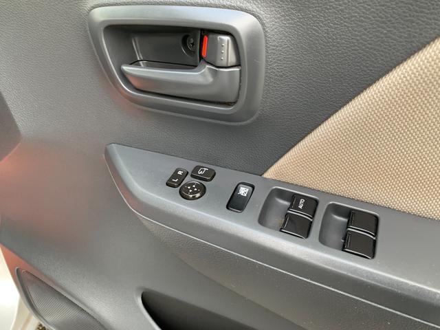 FX キーレス Tチェーン アイドリングストップ CVT ABS パワステ エアバック エアコン PW 電格ミラー 盗難防止 衝突安全ボディ CD ベンチシート フルフラット(36枚目)