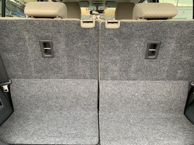 FX キーレス Tチェーン アイドリングストップ CVT ABS パワステ エアバック エアコン PW 電格ミラー 盗難防止 衝突安全ボディ CD ベンチシート フルフラット(42枚目)