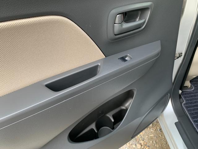 FX キーレス Tチェーン アイドリングストップ CVT ABS パワステ エアバック エアコン PW 電格ミラー 盗難防止 衝突安全ボディ CD ベンチシート フルフラット(48枚目)
