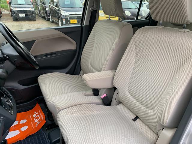 FX キーレス Tチェーン アイドリングストップ CVT ABS パワステ エアバック エアコン PW 電格ミラー 盗難防止 衝突安全ボディ CD ベンチシート フルフラット(51枚目)