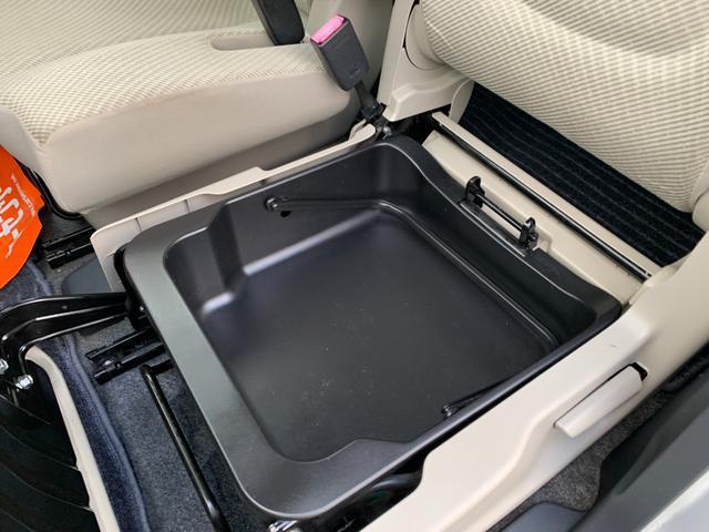 FX キーレス Tチェーン アイドリングストップ CVT ABS パワステ エアバック エアコン PW 電格ミラー 盗難防止 衝突安全ボディ CD ベンチシート フルフラット(52枚目)