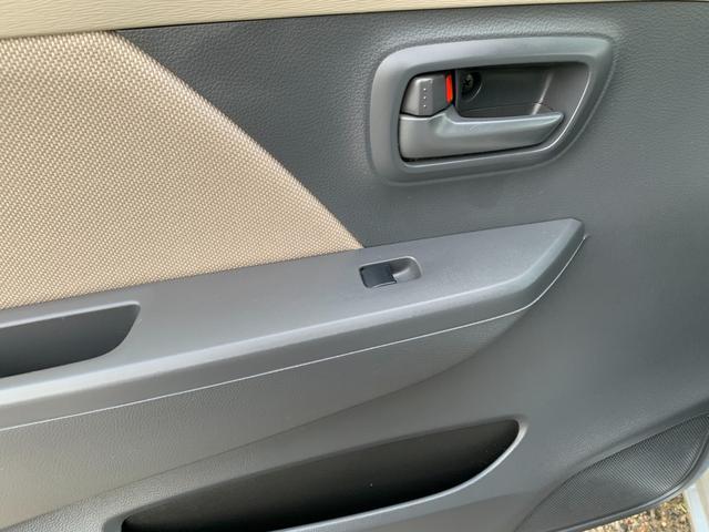 FX キーレス Tチェーン アイドリングストップ CVT ABS パワステ エアバック エアコン PW 電格ミラー 盗難防止 衝突安全ボディ CD ベンチシート フルフラット(55枚目)