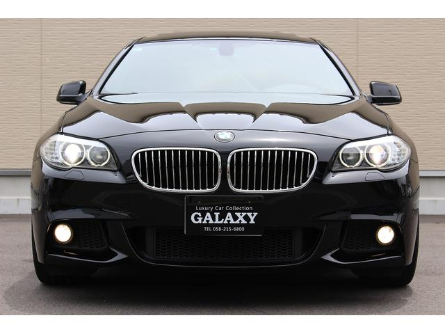 BMW BMW 528i Mスポーツパッケージ ワンオーナ 左ハンドル SR
