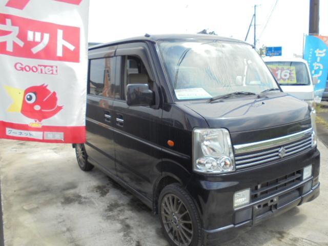 「スズキ」「エブリイワゴン」「コンパクトカー」「三重県」の中古車3