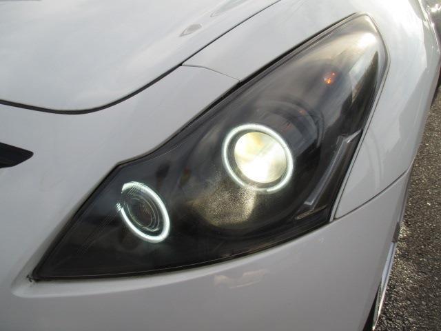 250GT タイプS エアロ/車高調/VOSSEN20インチアルミホイール/柿本改マフラー/サンルーフ/ナビ/ワンセグTV/スマートキー/ETC/パワーシート(38枚目)