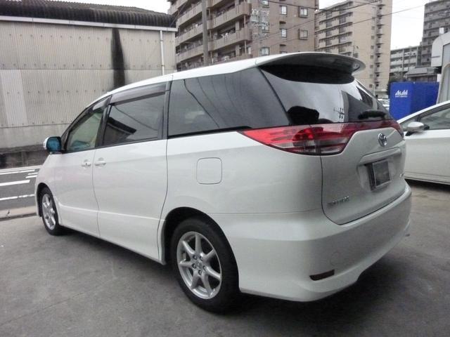 「トヨタ」「エスティマ」「ミニバン・ワンボックス」「愛知県」の中古車7