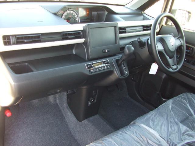 スズキ ワゴンR ハイブリッドFX 届出済未使用車 内装色変更:BK キーレス